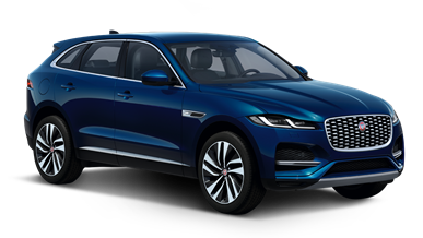 F-PACE PHEV